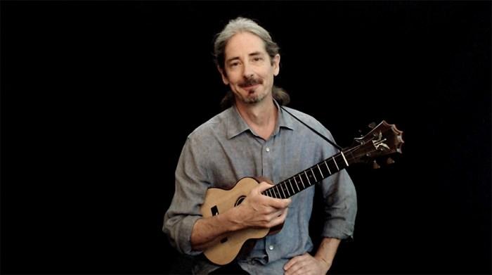 daniel ward ukulele player