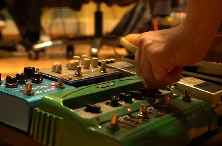 ukulele effect pedals