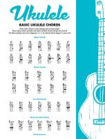 ukulele chord chart free download