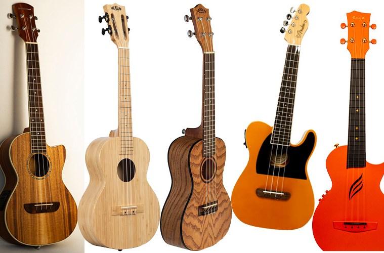 ukuleles under $200