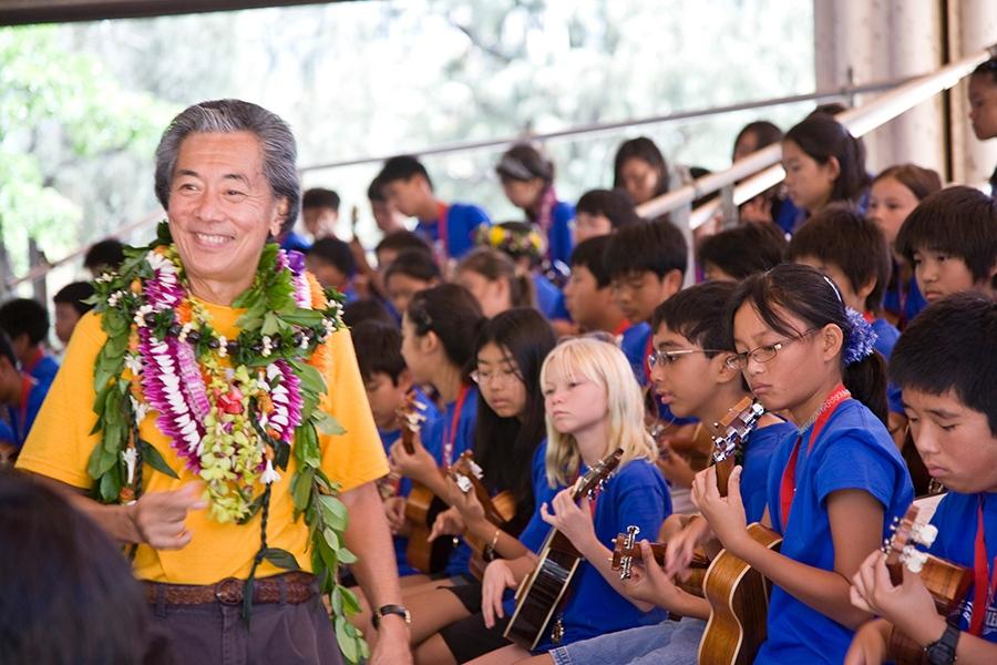2008-roy-sakuma ukulele festival hawaii