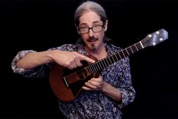 daniel ward ukulele lesson harmonics