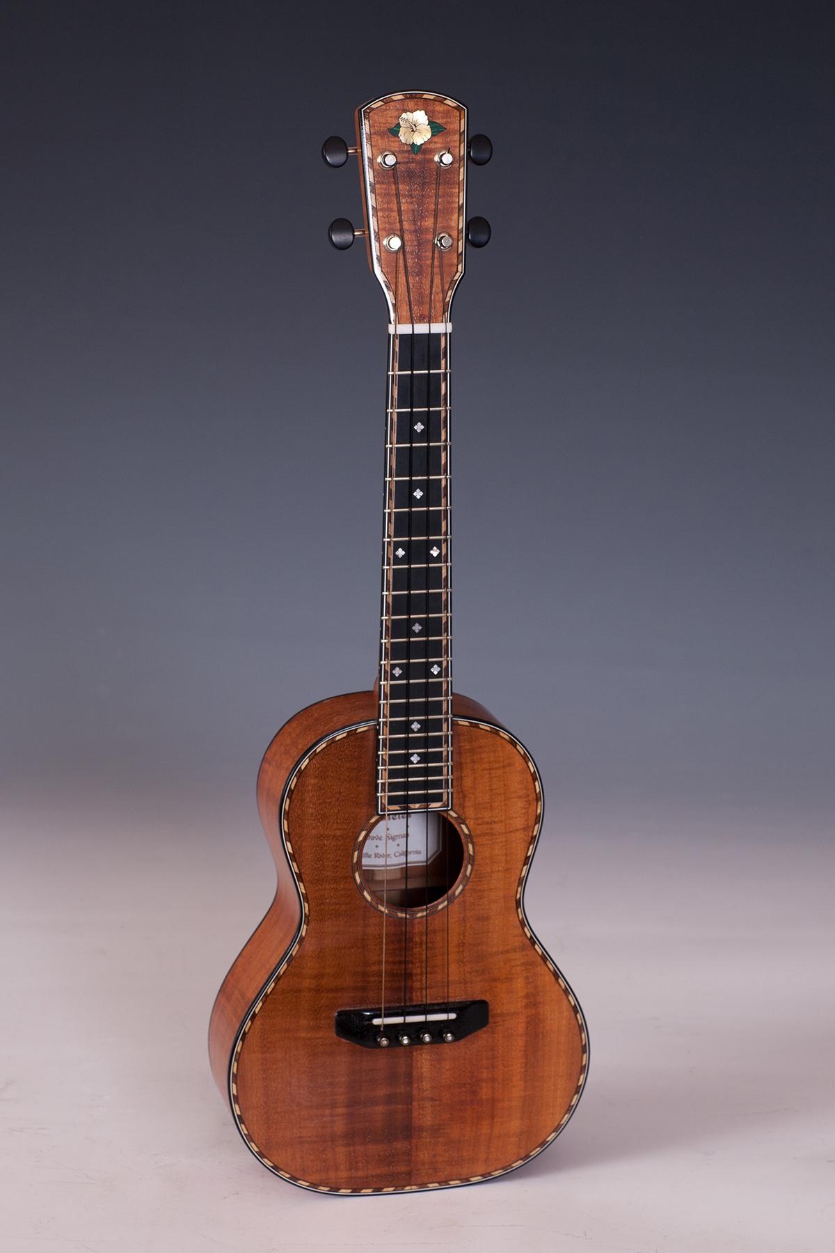 little river sporano ukulele