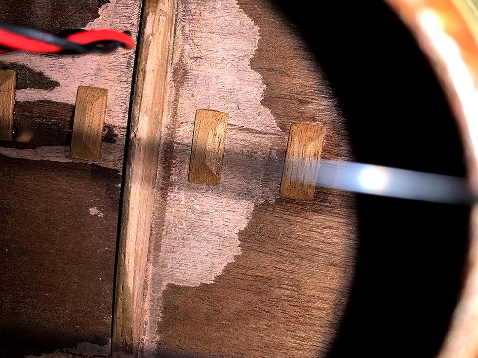 vintage martin ukulele repair