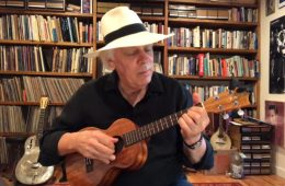 double thumbing ukulele lesson with fred sokolow