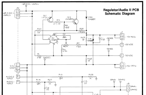 small resolution of atari audio regulator ii schematic product wiring diagrams u2022 circuit diagram atari wiring diagram