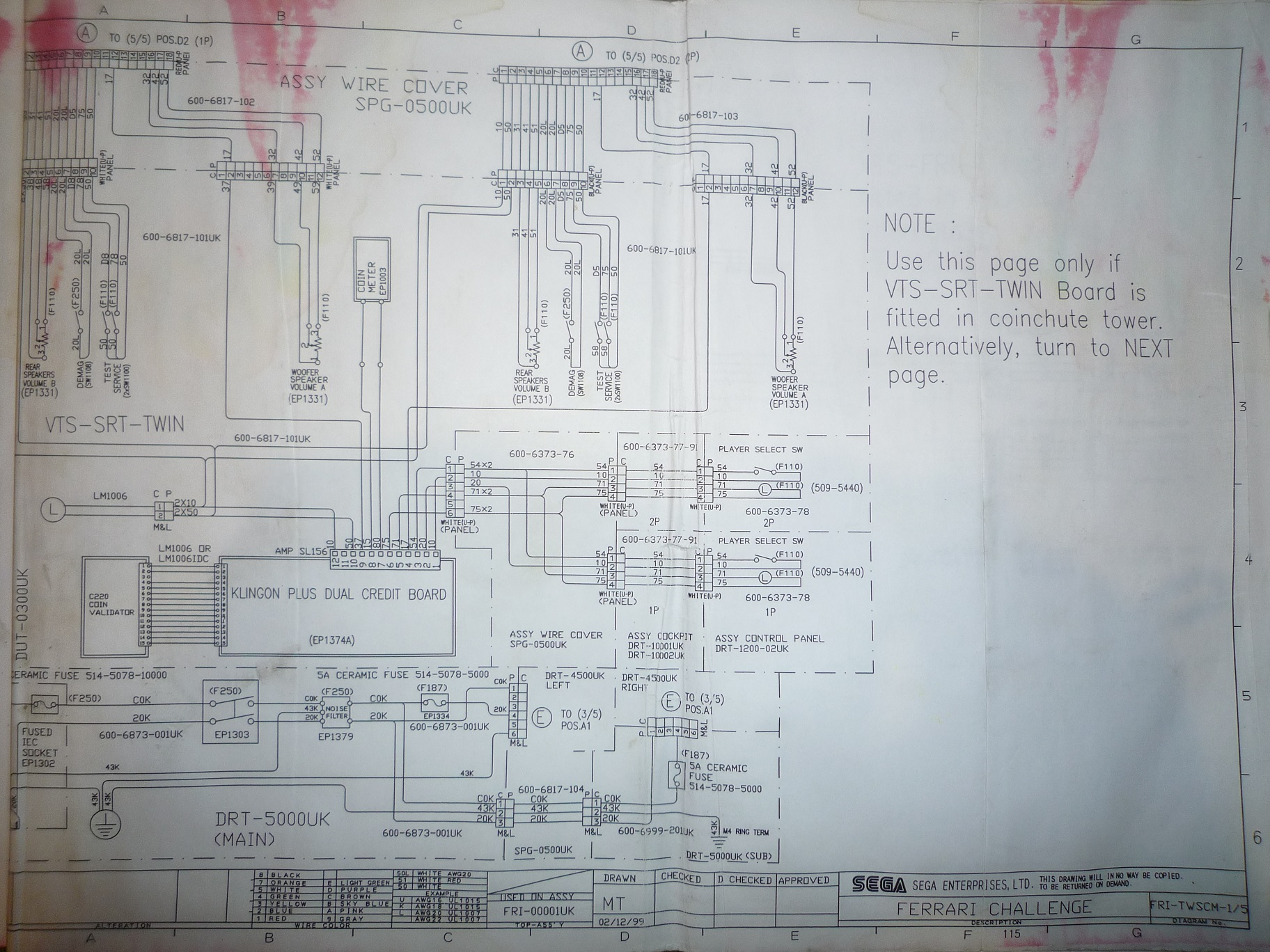 hight resolution of searching f355 challenge wiring diagram in hd uk vac uk video ferrari 355 wiring diagram