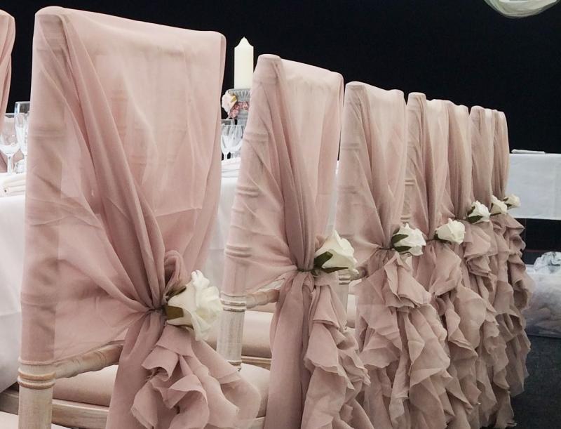 wedding chair covers tamworth white computer truly scrumptious weddings venue nuneaton ruffle hood cover