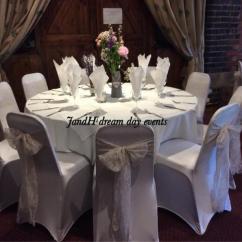 Wedding Chair Covers Tamworth Roman Gym Equipment Jandh Dream Day Events Venue Decorators Vintage