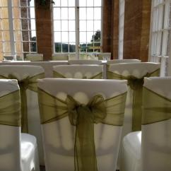Chair Covers Yeovil Best For Writing Desk Elegant Touch Events Wedding Venue Decorators Somerset Dillington House Ilminster Decor By