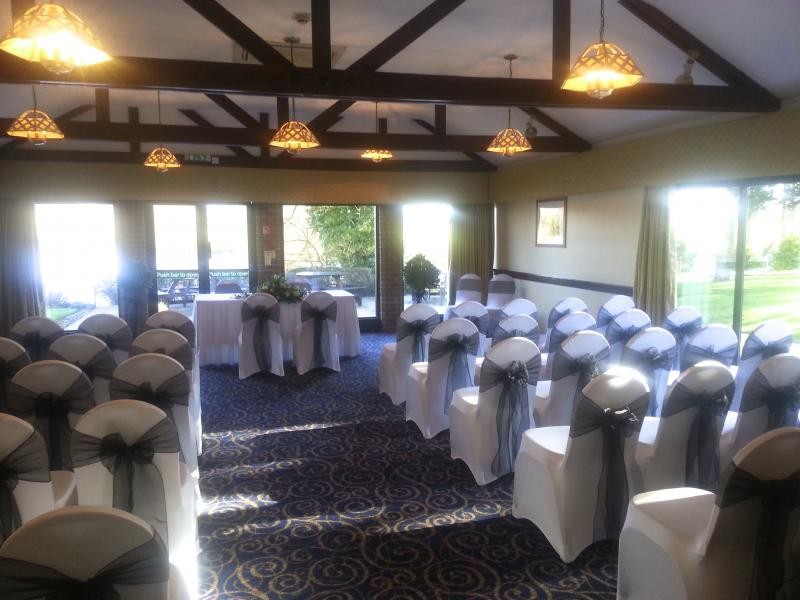 chair covers hire in wolverhampton little tikes table and dream day wedding venue west midlands patshull park hotel