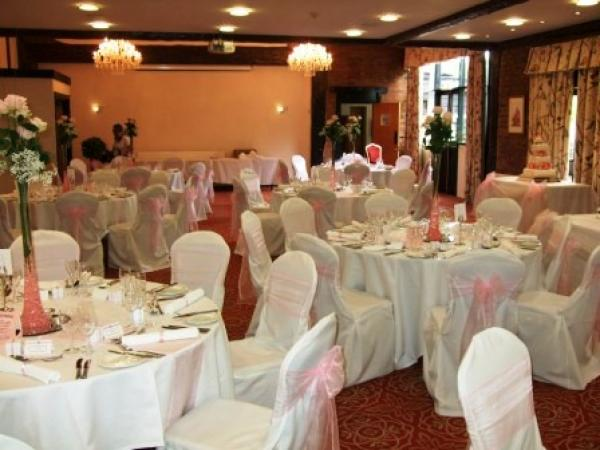 chic chair covers birmingham batman camping weddings wedding venue west baby pink charlecotte pheasent