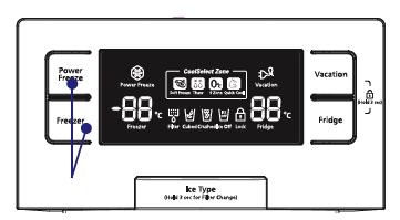 Samsung RSH Series Test Mode