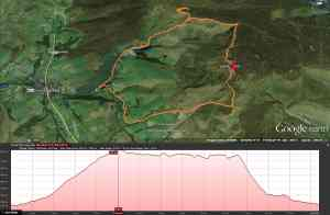 Kinder 14 Route