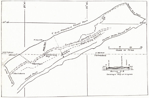 Geology of Kentucky: Chapter 11, Structural Geology