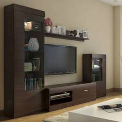 Living Room Furniture Design Paint Color Ideas With Black Designs Check Interior Urban Ferdinand Entertainment Unit Set 2 Dark Oak Finish