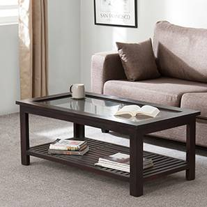 glass table sets for living room sofa designs 2016 coffee center design check centre online claire mahogany finish 00 k0659 lp