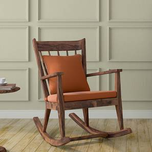 what is a rocking chair hanging egg queensland online check price of wooden chairs urban atticus teak finish amber by ladder