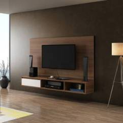 Tv Wall Unit Design For Living Room Country Decorating Ideas Pictures Stand Cabinet Designs Buy Units Stands Cabinets Iwaki Swivel 59 Walnut Finish By Urban Ladder