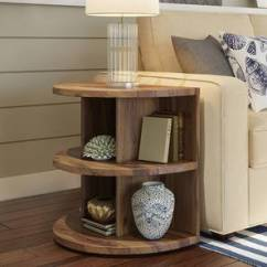 Tables In Living Room Contemporary Rooms Ideas Side Table End Shop Furniture Online Newton Teak Finish By Urban Ladder