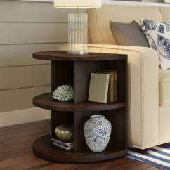Tables In Living Room Curtains Small Side Table End Shop Furniture Online Newton Mahogany Finish By Urban Ladder