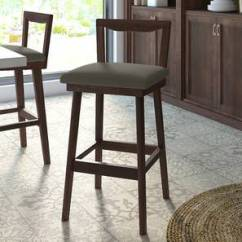 Wood Stool Chair Design Baby Doll High Canada Foot Stools Nested And Bar Bedroom Living Room Homer Walnut Finish Dark Grey By Urban Ladder