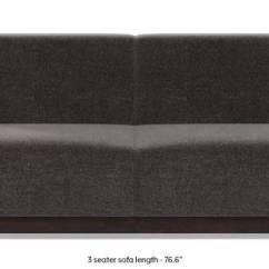 Sofa Cover Cloth Rate Tufty Time Replica Australia Wooden Set Designs Buy Sets Online Urban Ladder Serra Mahogany Finish Smoke Grey 3 Seater Custom