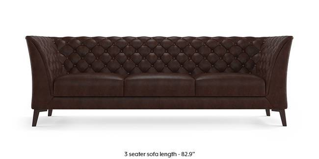 one and half seater sofa free bed plymouth leather sets check 8 amazing designs buy online urban ladder weston chocolate italian 1 custom