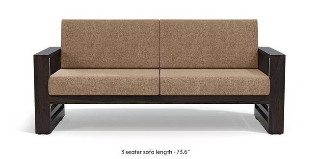 simple wooden sofa set online how to replace serpentine springs designs buy sets urban ladder parsons american walnut finish safari brown 1 seater custom