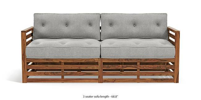 living room wooden sofa furniture ideas for small layout set designs buy sets online urban ladder raymond teak finish vapour grey 1