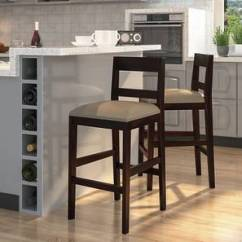 Bar Stool Chairs Windsor Black Foot Stools Nested And Bedroom Living Room Stinson Mahogany Finish Counter Height By Urban Ladder
