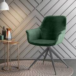 Swivel Chair Urban Dictionary Wishbone Dining Buy Wooden Chairs Study Lounge Hudson Accent Emerald Green Velvet
