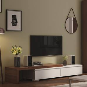 sleek tv unit design for living room cheap furniture sets sale stand cabinet designs buy units stands cabinets bayern 75 walnut finish by urban ladder