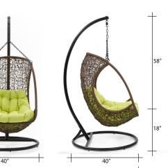 Swing Chair Pics Large Lounge Calabah Urban Ladder 06