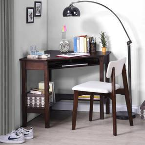 study desk and chair small bedroom ideas collins corner table urban ladder