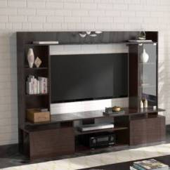 Sleek Tv Unit Design For Living Room Interior Paint Color Schemes Stand Cabinet Designs Buy Units Stands Cabinets Celestin Dark Oak Finish By Urban Ladder