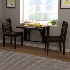2 seater kitchen table set cost cabinets blaine capra wall mounted dining urban ladder 00 lp
