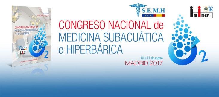 congreso nacional medicina subacuática e hiperbárica