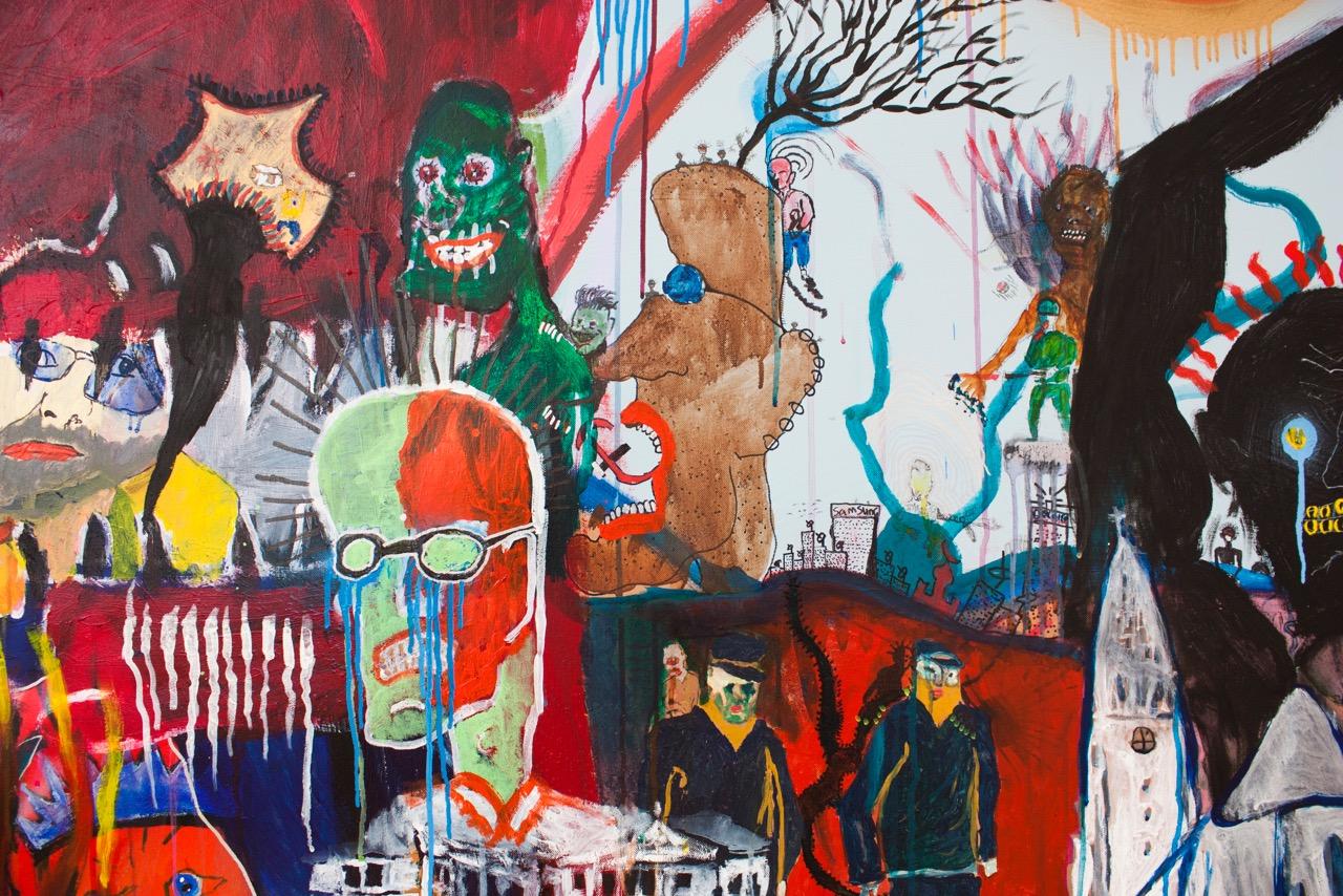 Úlfur Karlsson Artist - We are not Afraid