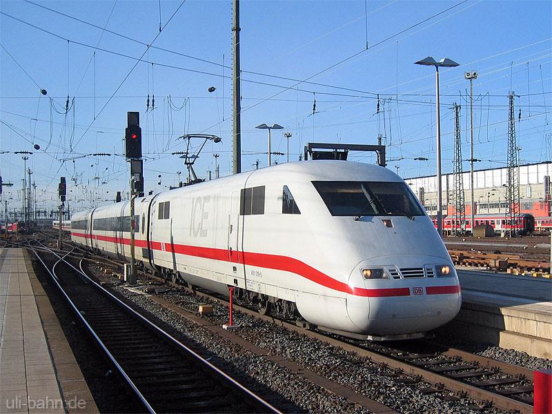 Baureihe 401 / ICE 1 der DB AG