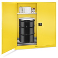Flammable Drum Storage Cabinets in Stock - ULINE