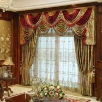 Discount Custom Luxury Window Curtains, Drapes, Valances ...