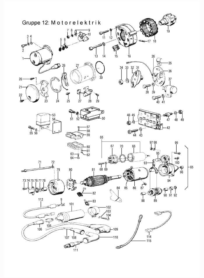 Parts: R75/5