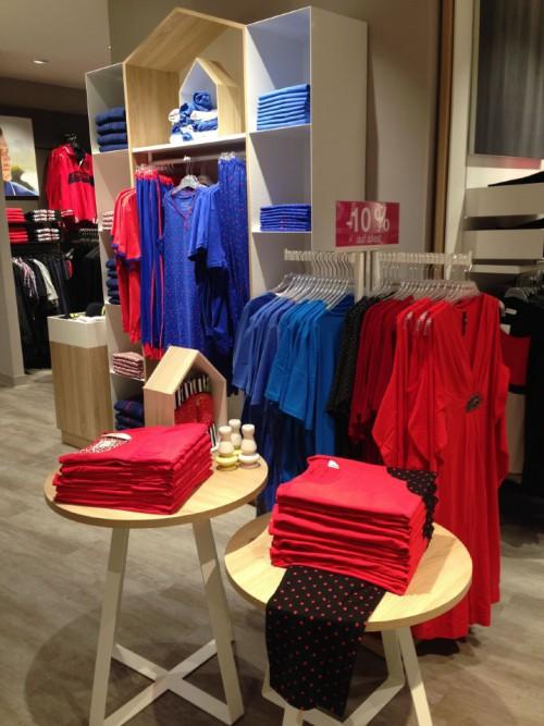 Ulla Popken and JP Shop Fitting 2015