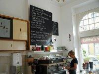 Cafe Wohnzimmer Berlin