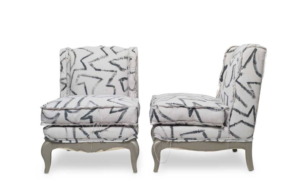 Fray Twins chairs