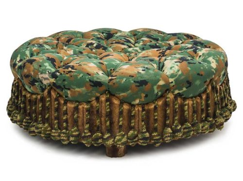 Lost in Place Ottoman