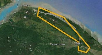 ULM Guyane - vol 30mn