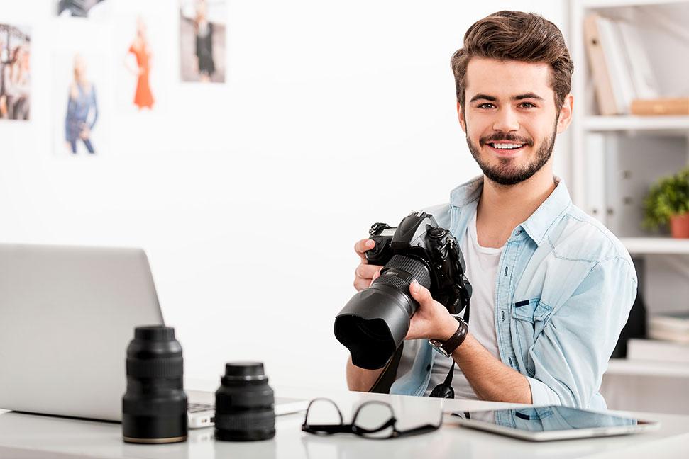 Fotografin  Berufsbild Ausbildung Gehalt und Bewerbung