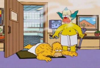Homer sauna